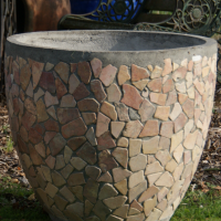 Natuursteen 45cm klein 60cm groot 10999- 15999euro